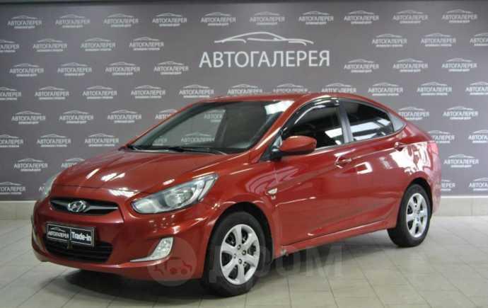Hyundai Solaris, 2012 год, 435 002 руб.