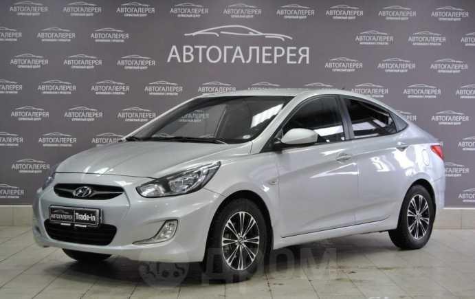Hyundai Solaris, 2011 год, 395 002 руб.