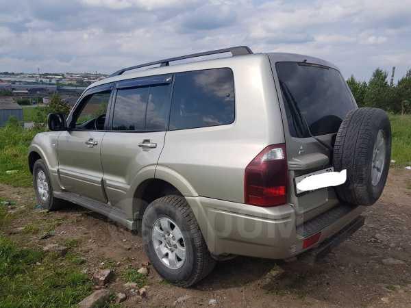 Mitsubishi Pajero, 2006 год, 610 000 руб.