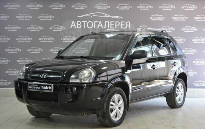 Hyundai Tucson, 2008 год, 499 002 руб.