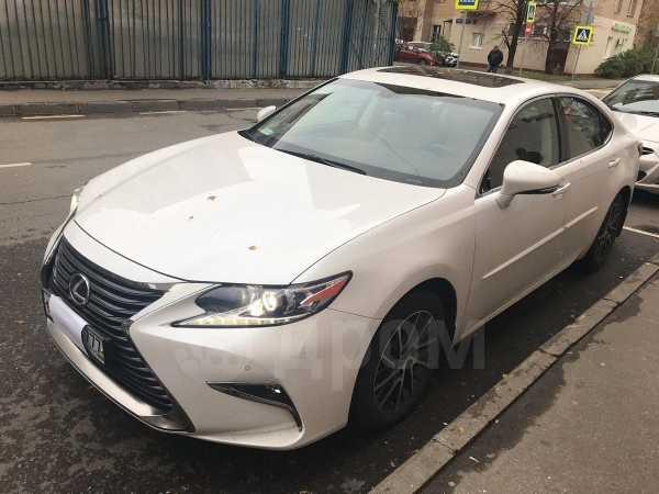 Lexus ES250, 2016 год, 1 800 000 руб.