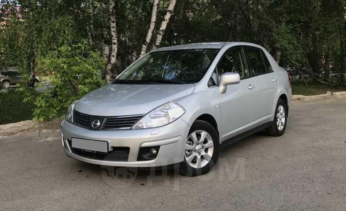Nissan Tiida, 2008 год, 468 000 руб.