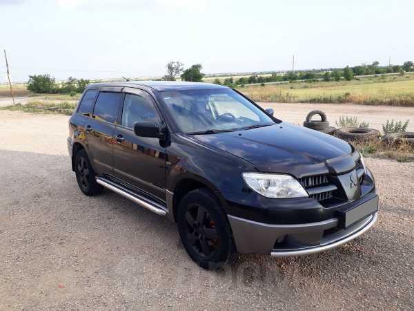 Mitsubishi Outlander, 2004 год, 455 000 руб.