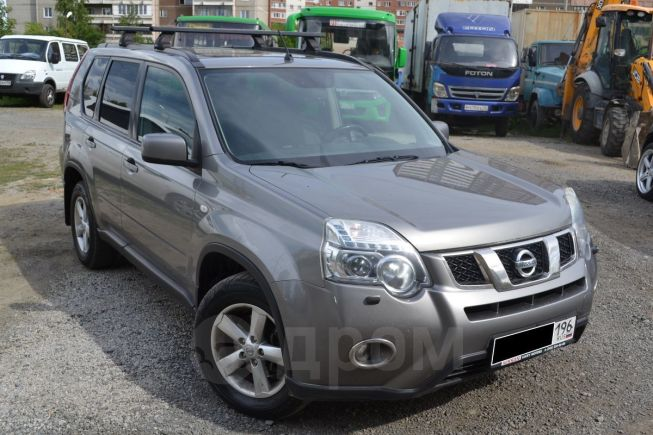 Nissan X-Trail, 2012 год, 689 000 руб.