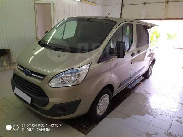 Ford Tourneo Custom, 2014 год, 1 100 000 руб.