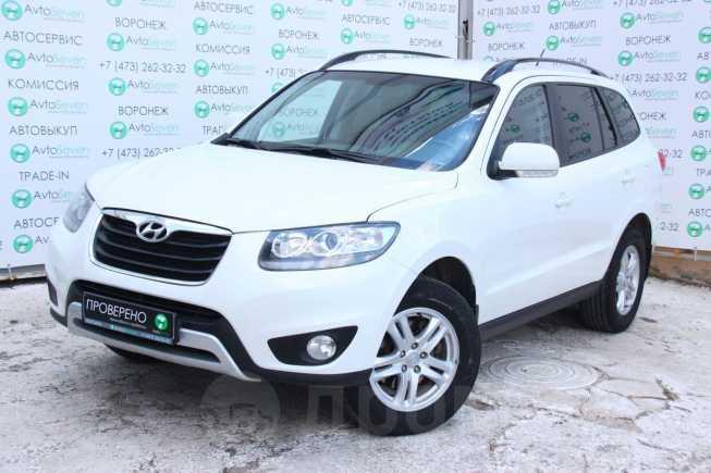 Hyundai Santa Fe, 2012 год, 875 000 руб.