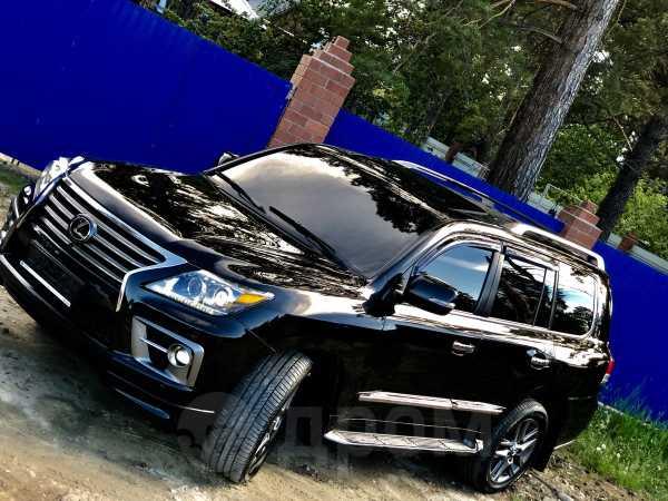 Lexus LX570, 2014 год, 4 000 000 руб.