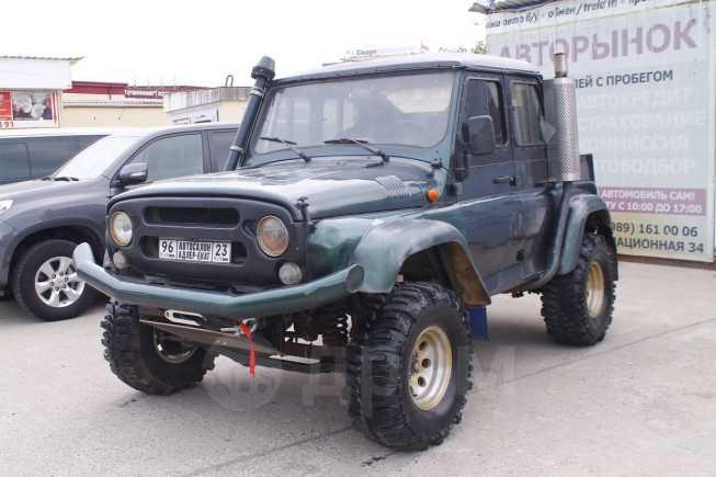 УАЗ Хантер, 2004 год, 600 000 руб.