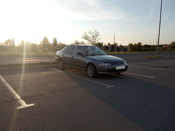 Honda Civic, 1995 год, 160 000 руб.