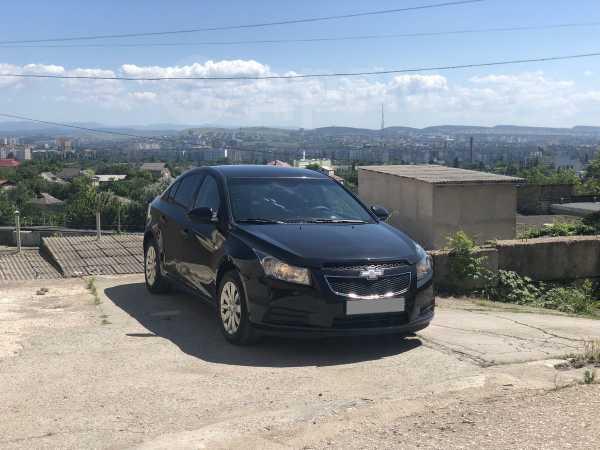 Chevrolet Cruze, 2011 год, 439 000 руб.