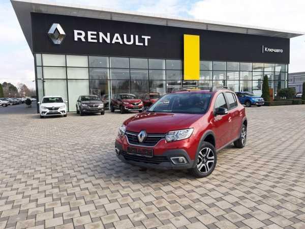 Renault Sandero Stepway, 2019 год, 910 990 руб.