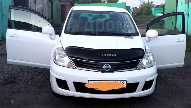 Nissan Tiida, 2011 год, 460 000 руб.
