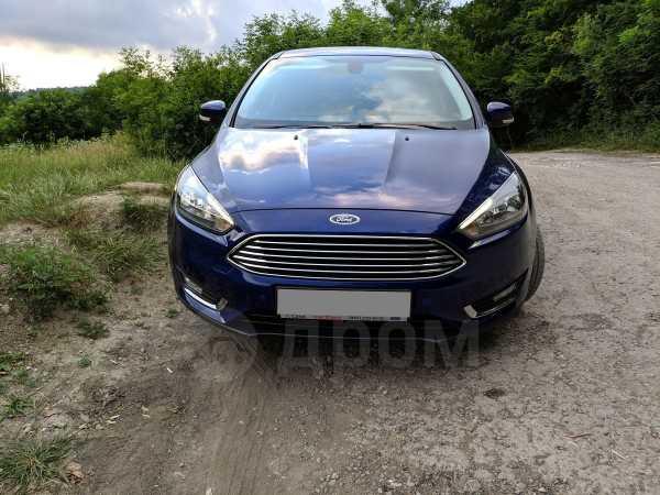 Ford Focus, 2016 год, 830 000 руб.