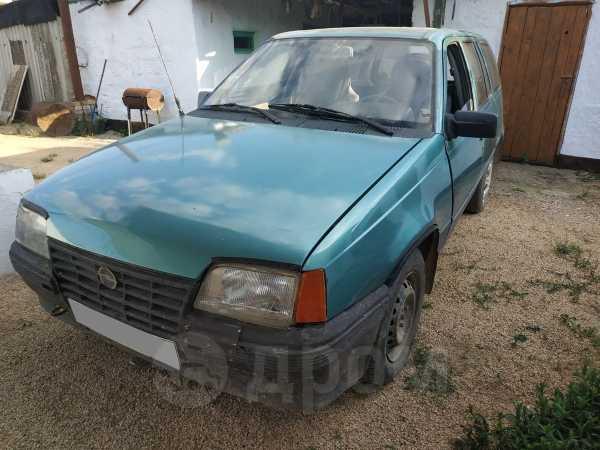 Opel Kadett, 1988 год, 80 000 руб.