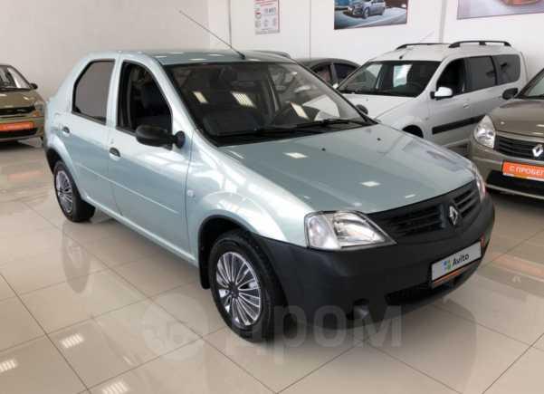 Renault Logan, 2007 год, 249 999 руб.