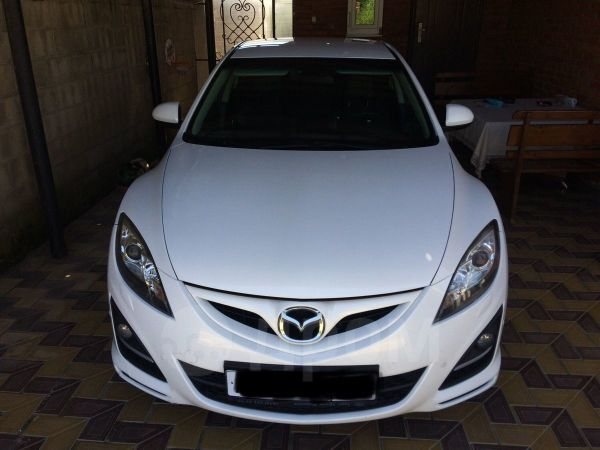 Mazda Mazda6, 2012 год, 570 000 руб.