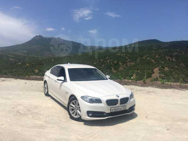 BMW 5-Series, 2014 год, 1 400 000 руб.