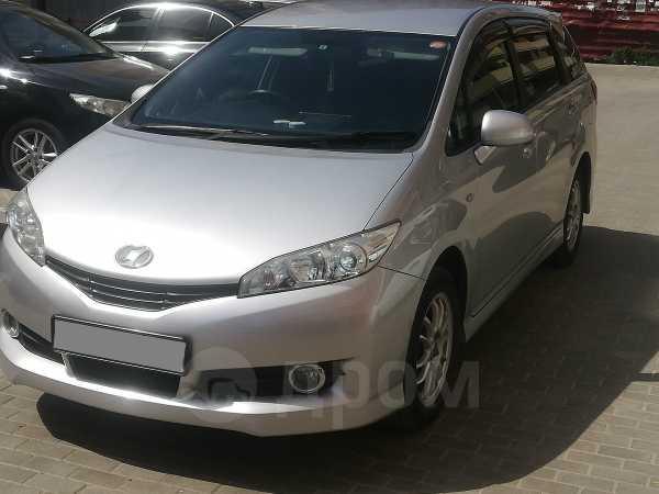 Toyota Wish, 2011 год, 820 000 руб.