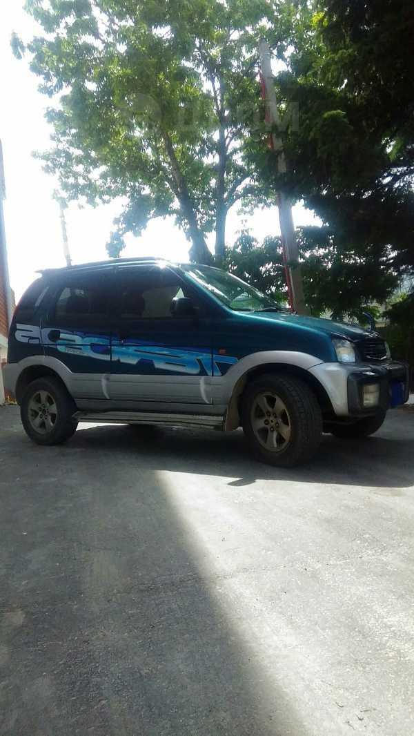 Daihatsu Terios, 1997 год, 320 000 руб.