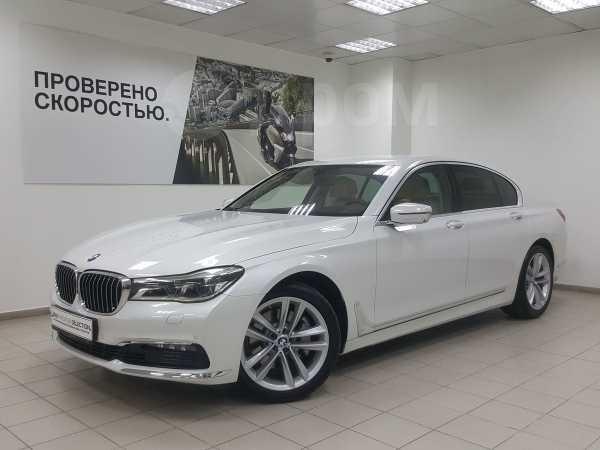 BMW 7-Series, 2016 год, 3 495 000 руб.