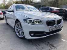 Сочи BMW 5-Series 2013
