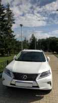 Lexus RX270, 2012 год, 1 515 000 руб.