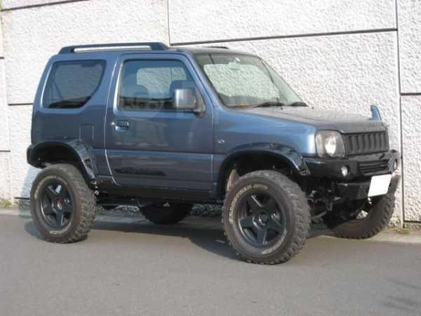 Suzuki Jimny Sierra, 2007 год, 300 000 руб.