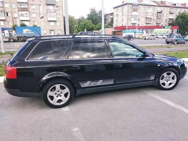 Audi A6, 2001 год, 320 000 руб.