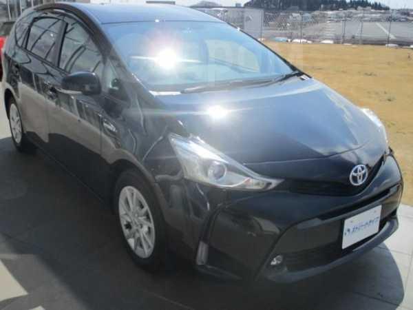 Toyota Prius a, 2016 год, 1 090 000 руб.