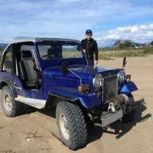 Находка Jeep 1995