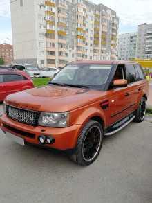 Нефтеюганск Range Rover 2009