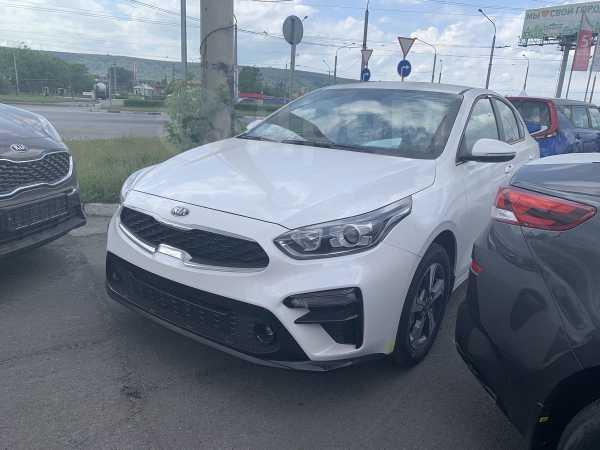 Kia Cerato, 2019 год, 1 234 900 руб.