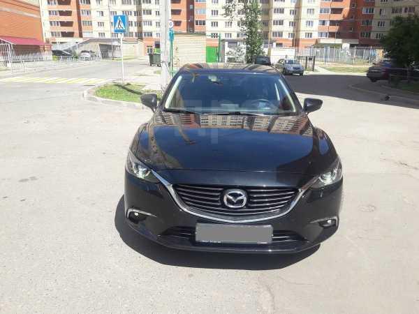 Mazda Mazda6, 2016 год, 1 425 000 руб.