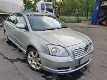 Хабаровск Avensis 2004