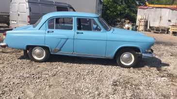 Екатеринбург 21 Волга 1966
