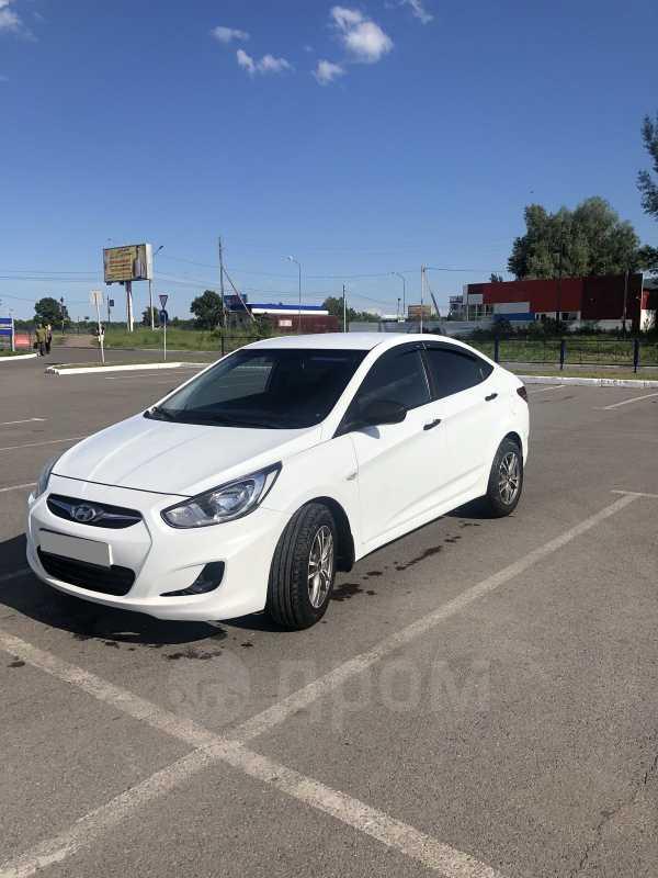 Hyundai Solaris, 2011 год, 429 000 руб.
