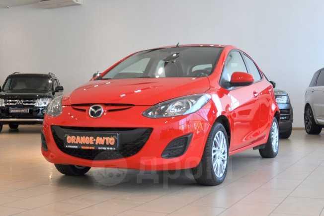 Mazda Mazda2, 2011 год, 480 000 руб.