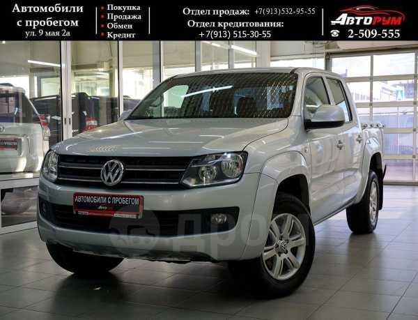 Volkswagen Amarok, 2013 год, 1 037 000 руб.