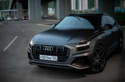 Красноярск Audi Q8 2018