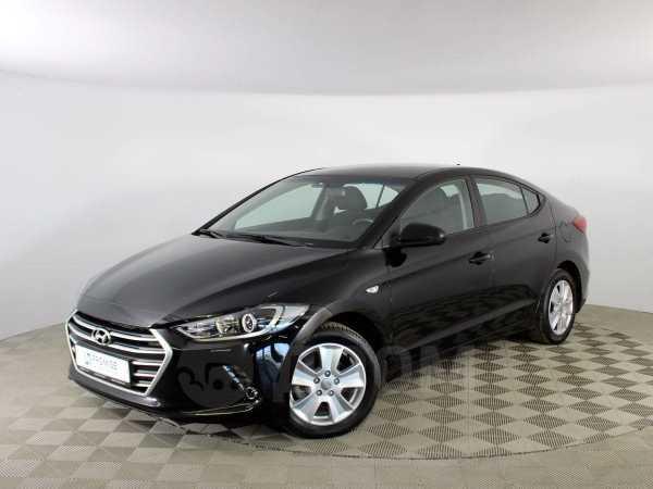 Hyundai Elantra, 2017 год, 849 000 руб.
