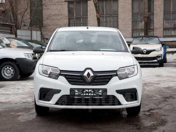 Renault Logan, 2018 год, 736 970 руб.