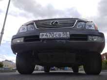 Lexus LX, 2000 г., Омск