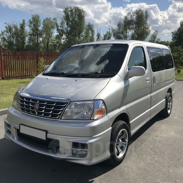 Toyota Grand Hiace, 2001 год, 780 000 руб.