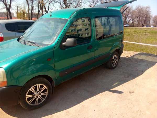 Renault Kangoo, 2002 год, 150 000 руб.