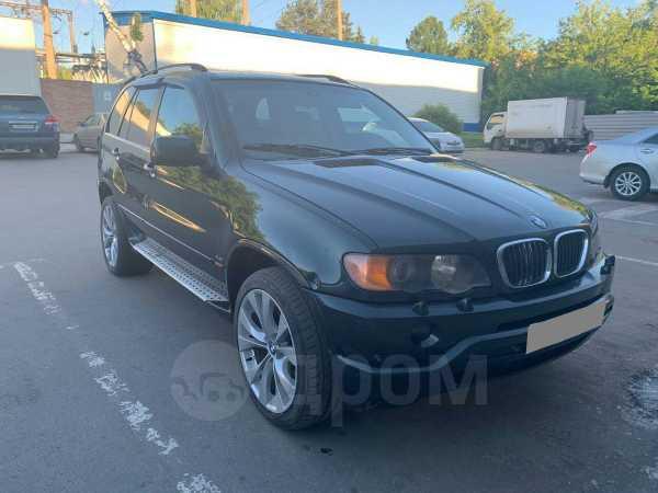 BMW X5, 2000 год, 290 000 руб.