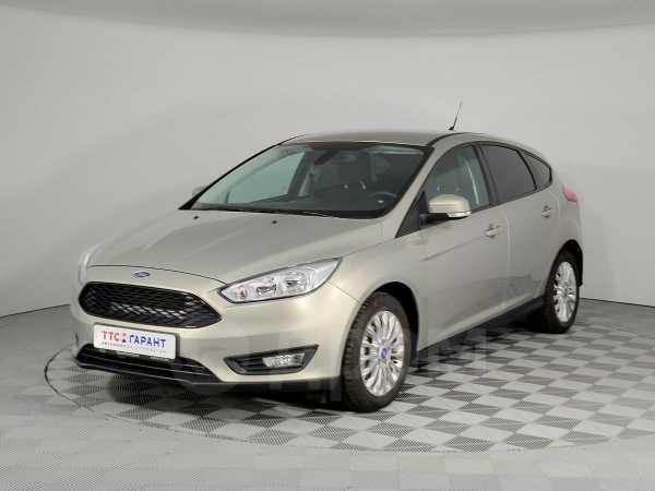 Ford Focus, 2016 год, 649 800 руб.