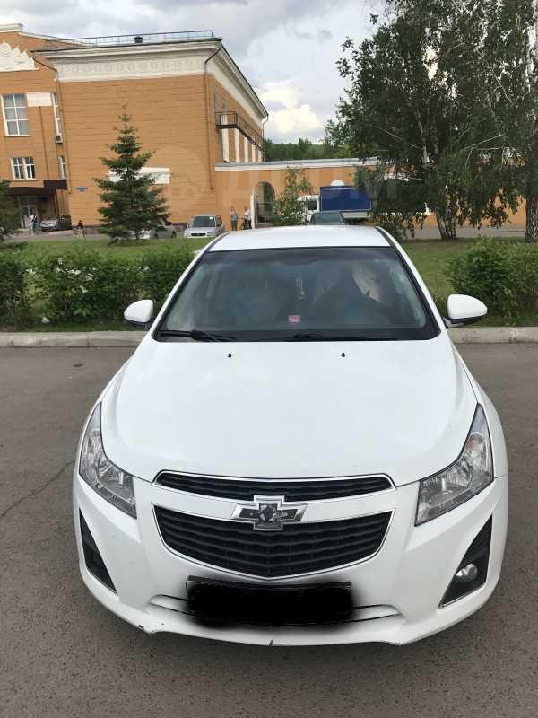 Chevrolet Cruze, 2012 год, 440 000 руб.