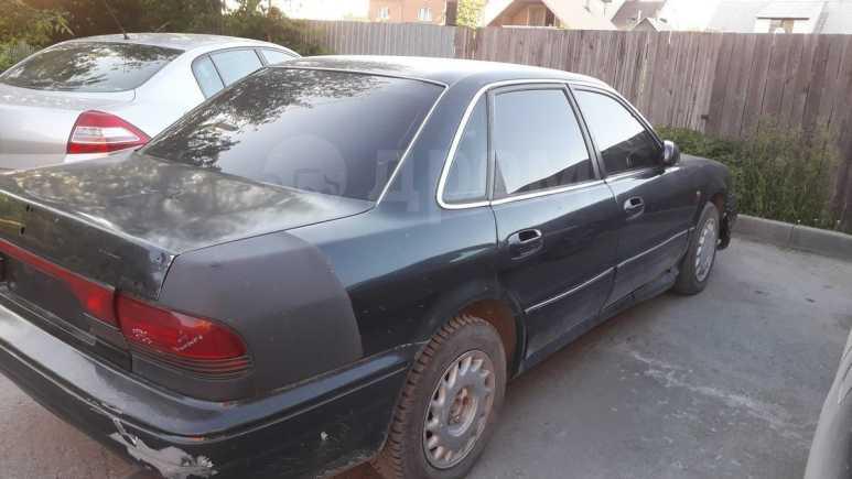 Mitsubishi Sigma, 1991 год, 40 000 руб.