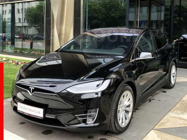 Tesla Model X, 2019 год, 8 590 000 руб.