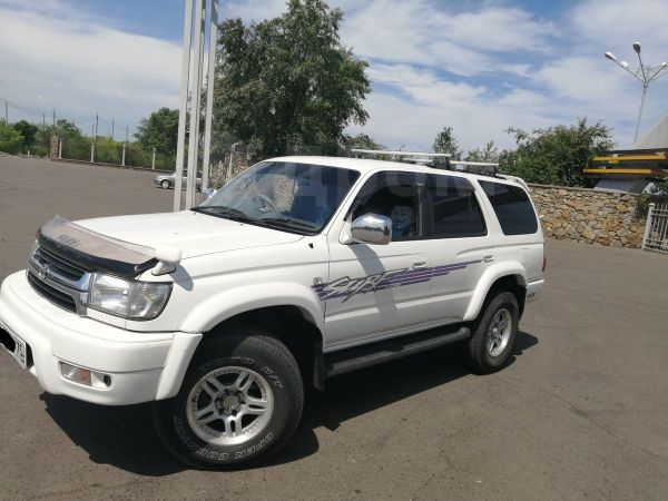 Toyota Hilux Surf, 2001 год, 655 000 руб.